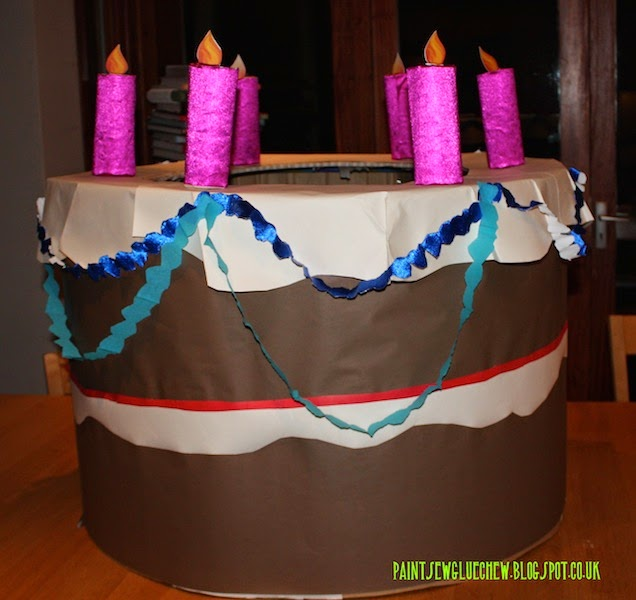 Jump Out Of A Cake Diy Tutorial