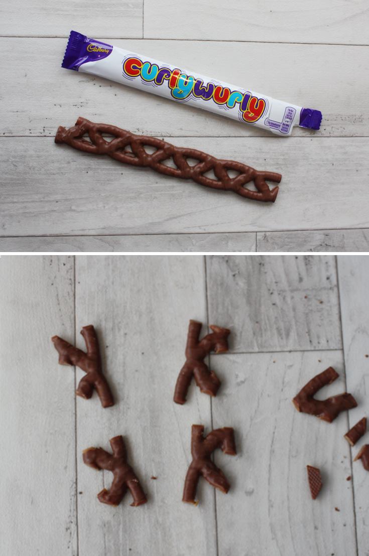 cadbury curly wurly antlers