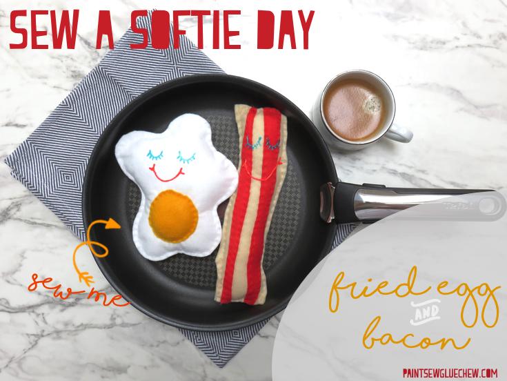 bacon and egg softies